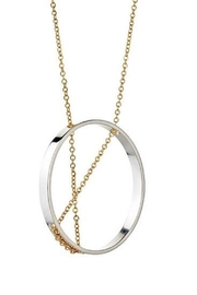 Vanessa Gade Inner Circle Necklace - Front cropped