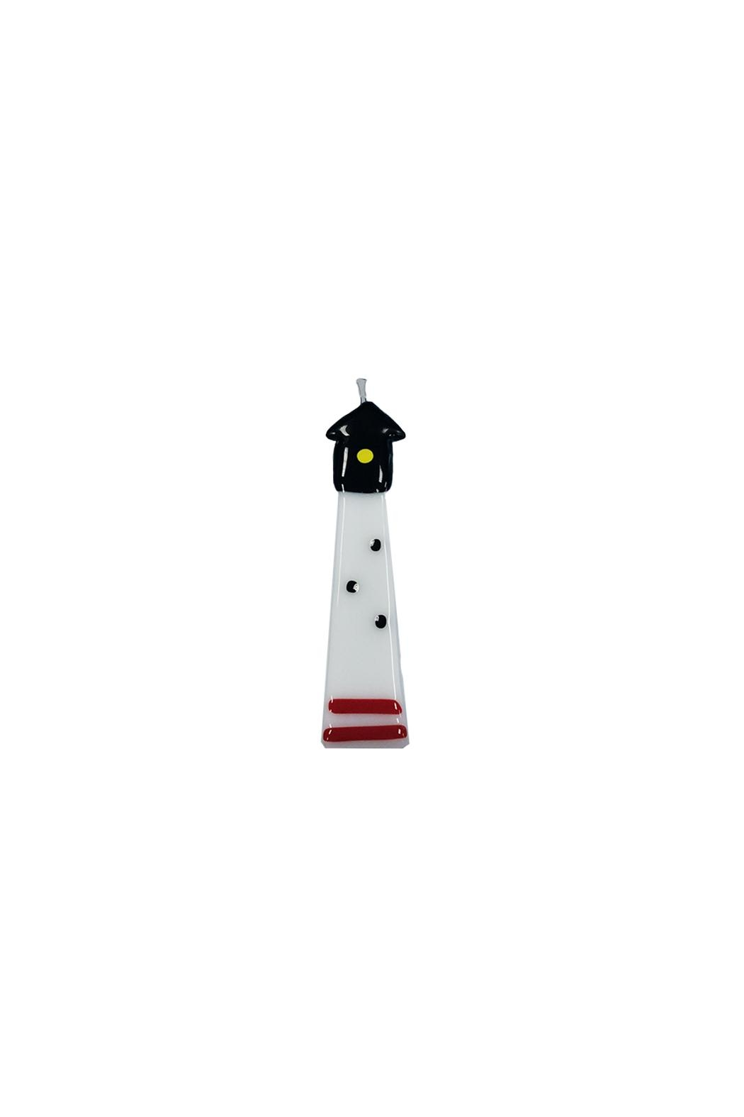 Innovative Glass and Home Light House Ornament - Main Image
