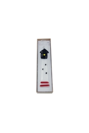 Innovative Glass and Home Light House Ornament - Front full body