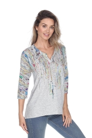 Inoah French Terry Top - Product Mini Image