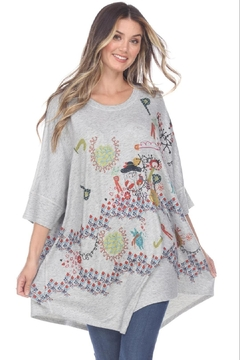 Shoptiques Product: French Terry Tunic