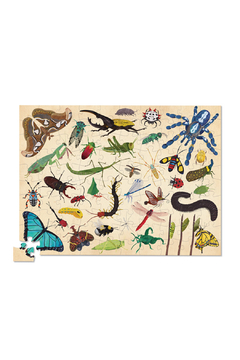 Crocodile Creek Insects 100 Piece Puzzle - Product List Image