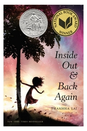 Harper Collins Publishers Inside-Out & Back-Again - Product Mini Image
