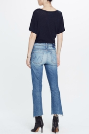 Mother Insider Crop Step - Front full body