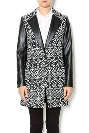 Insight Aztec Jacket - Front cropped