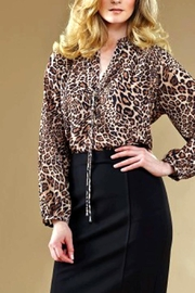 Insight Leopard Shirt - Product Mini Image