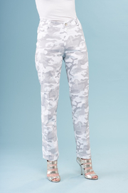 INSIGHT NYC Insight NYC Silver Camo Pant - Product Mini Image
