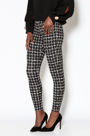 INSIGHT NYC Window Pane Pants - Product Mini Image