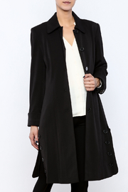 INSIGHT NYC Black  Coat - Product Mini Image