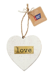 Mud Pie Inspiration Ornament - Front cropped