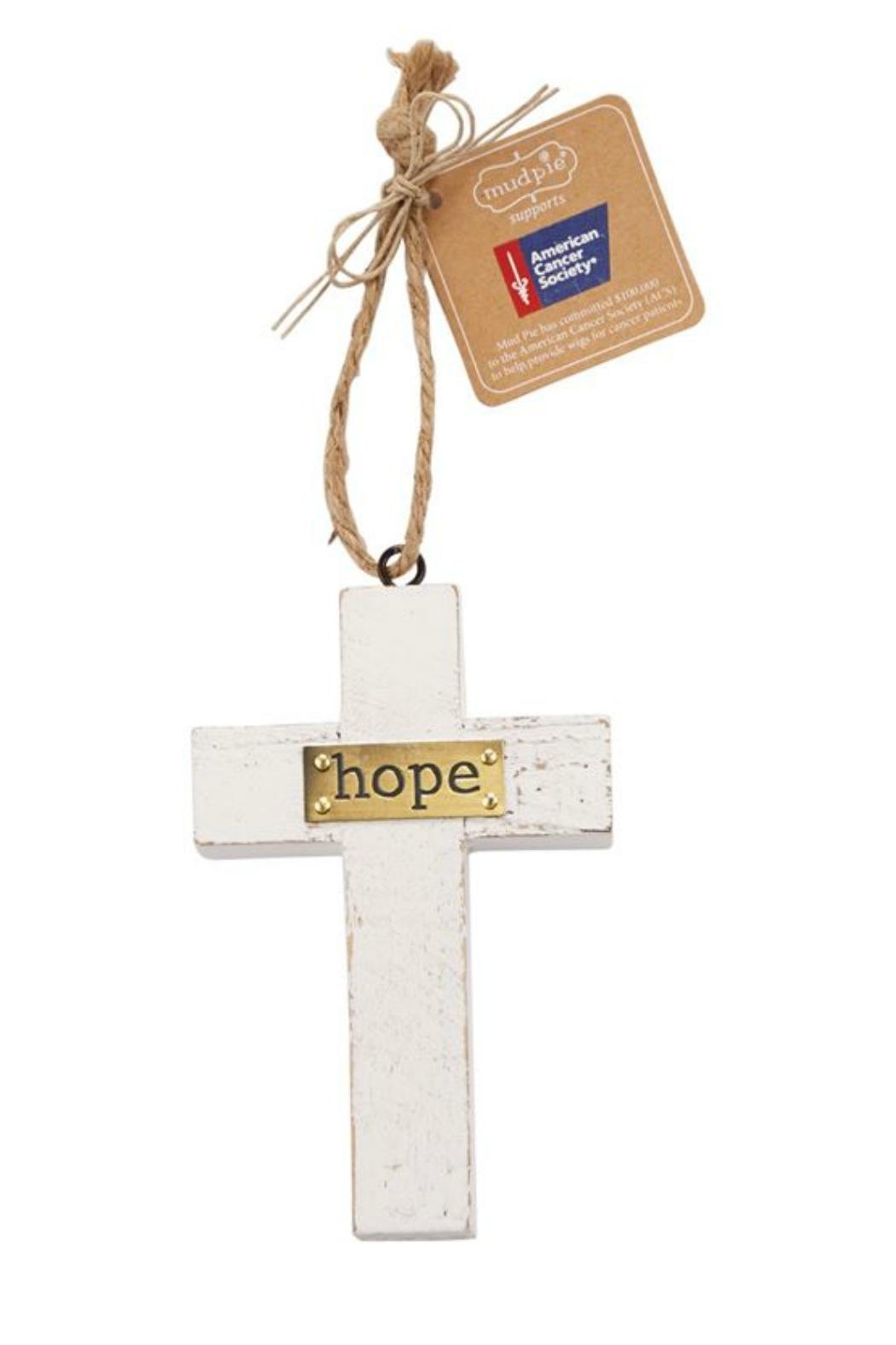 Mud Pie Inspiration Ornament - Front Cropped Image