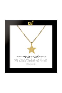 Cool and Interesting Inspirational Charm necklace - Alternate List Image