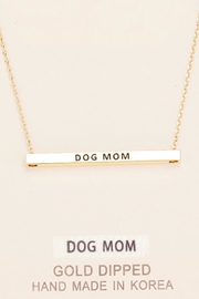 Embellish Inspirational Dog Necklace - Product Mini Image