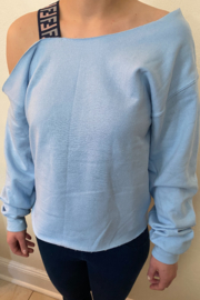 Lovely111 Inspired Strapped Crewneck Fend* - Product Mini Image