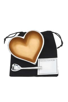 Inspired Generations Gold Heart Dish - Product List Image