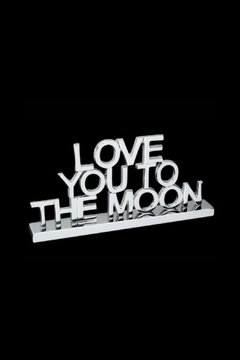 Inspired Generations Love You To The Moon Standee - Product List Image