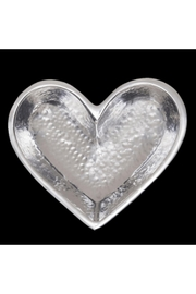 Inspired Generations Tiny Hammered Heart - Front cropped