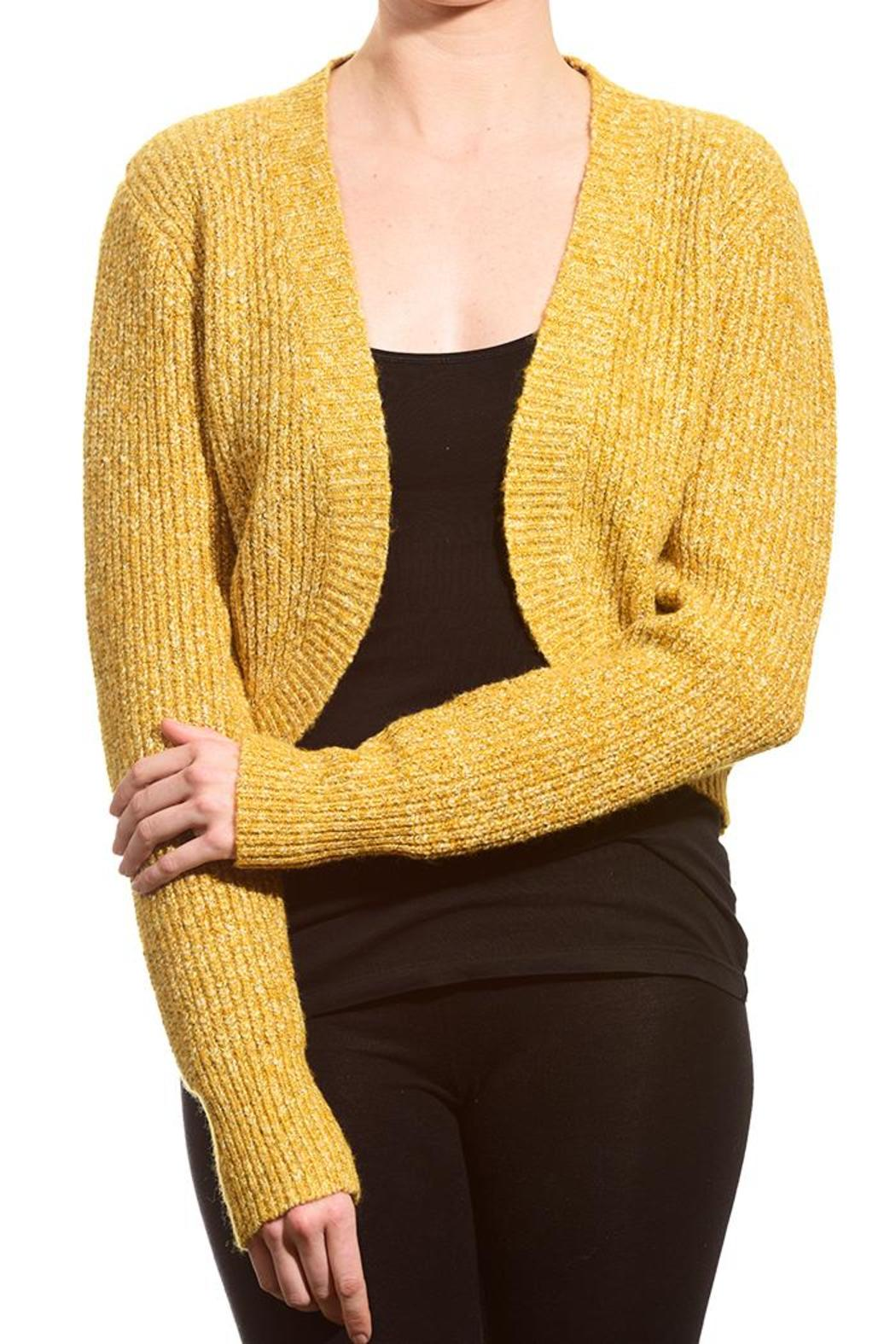 Inspired Style/Spanner Knit Bolero Cardigan from Canada by Petite ...