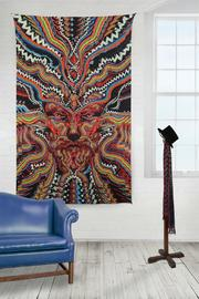 Sunshine Joy Bicycle Day Tapestry - Front full body