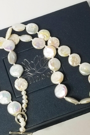 InStyle Trading Coin Pearls Necklace - Product Mini Image