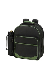 Picnic at Ascot  Insulated Backpack - Front full body