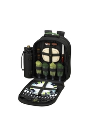 Picnic at Ascot  Insulated Backpack - Product Mini Image