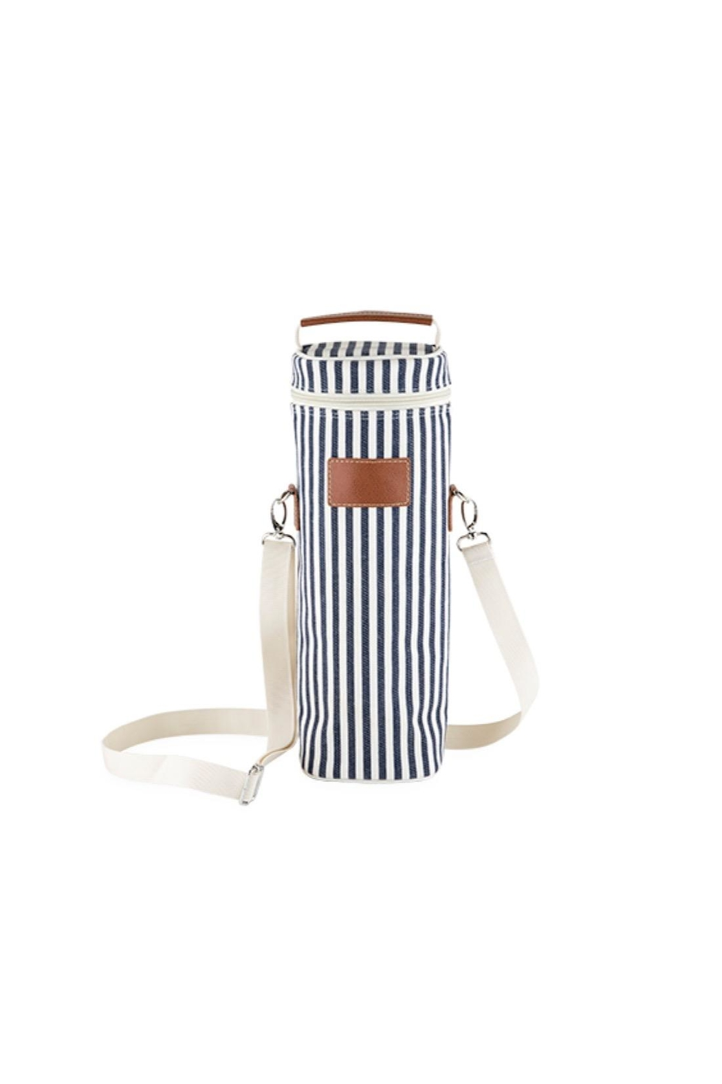 True Brands Insulated Bottle Tote - Main Image