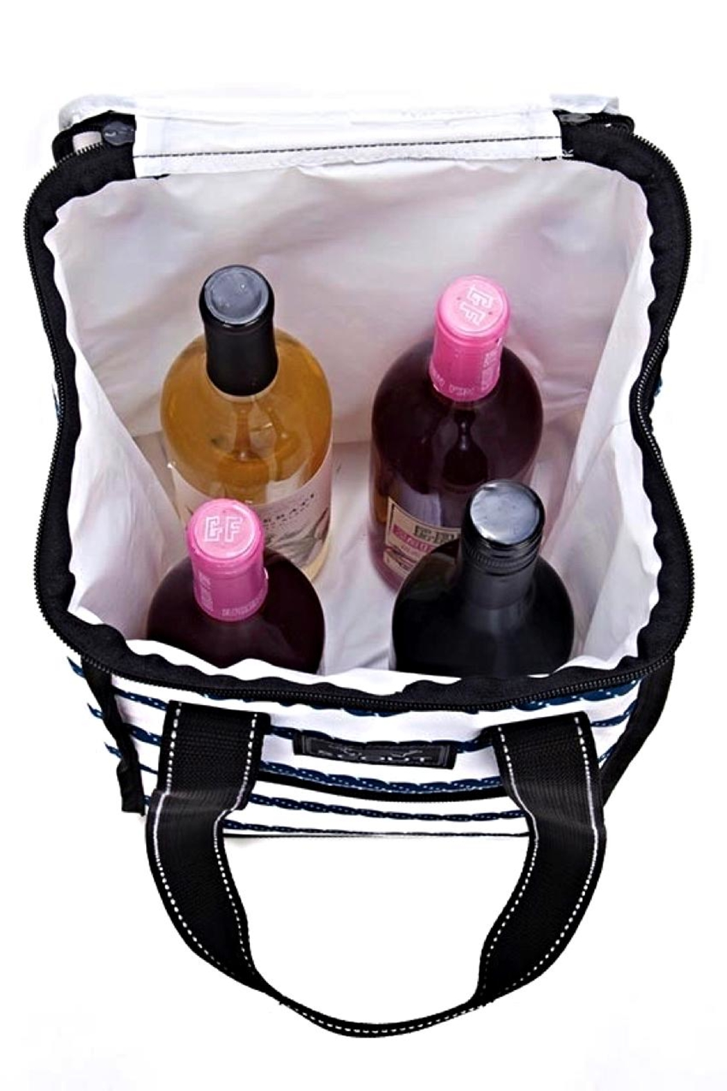 Scout Insulated Cooler Tote - Front Full Image