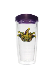 Mardi Gras Collection Insulated Tumbler Jester - Product Mini Image