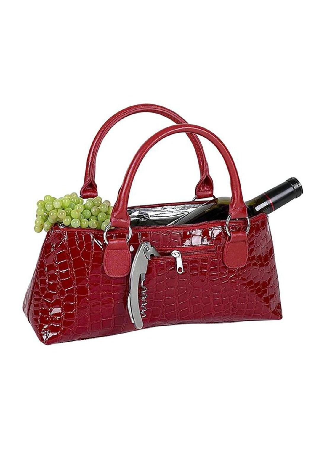 Primeware Insulated Wine Purse - Front Cropped Image