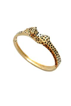 Shoptiques Product: Hinged Panther Bracelet