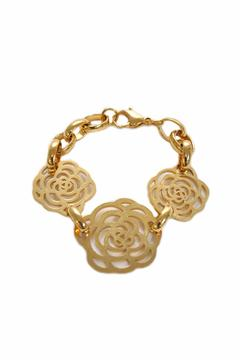 Shoptiques Product: Three Rose Bracelet