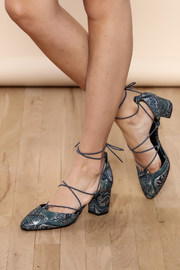 Intentionally Blank Hatter Heels - Front cropped