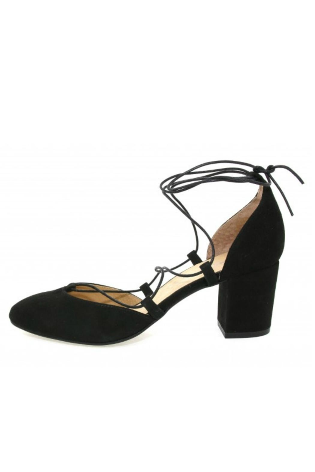 Intentionally Blank Hatter Strappy Heel - Front Cropped Image