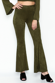 Interi Bell Bottom Pants - Product Mini Image
