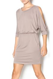 Interi Jersey Pocket Dress - Product Mini Image