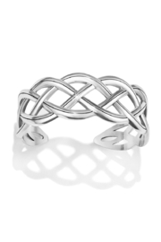 Brighton Interlok Braid Cuff - Product Mini Image