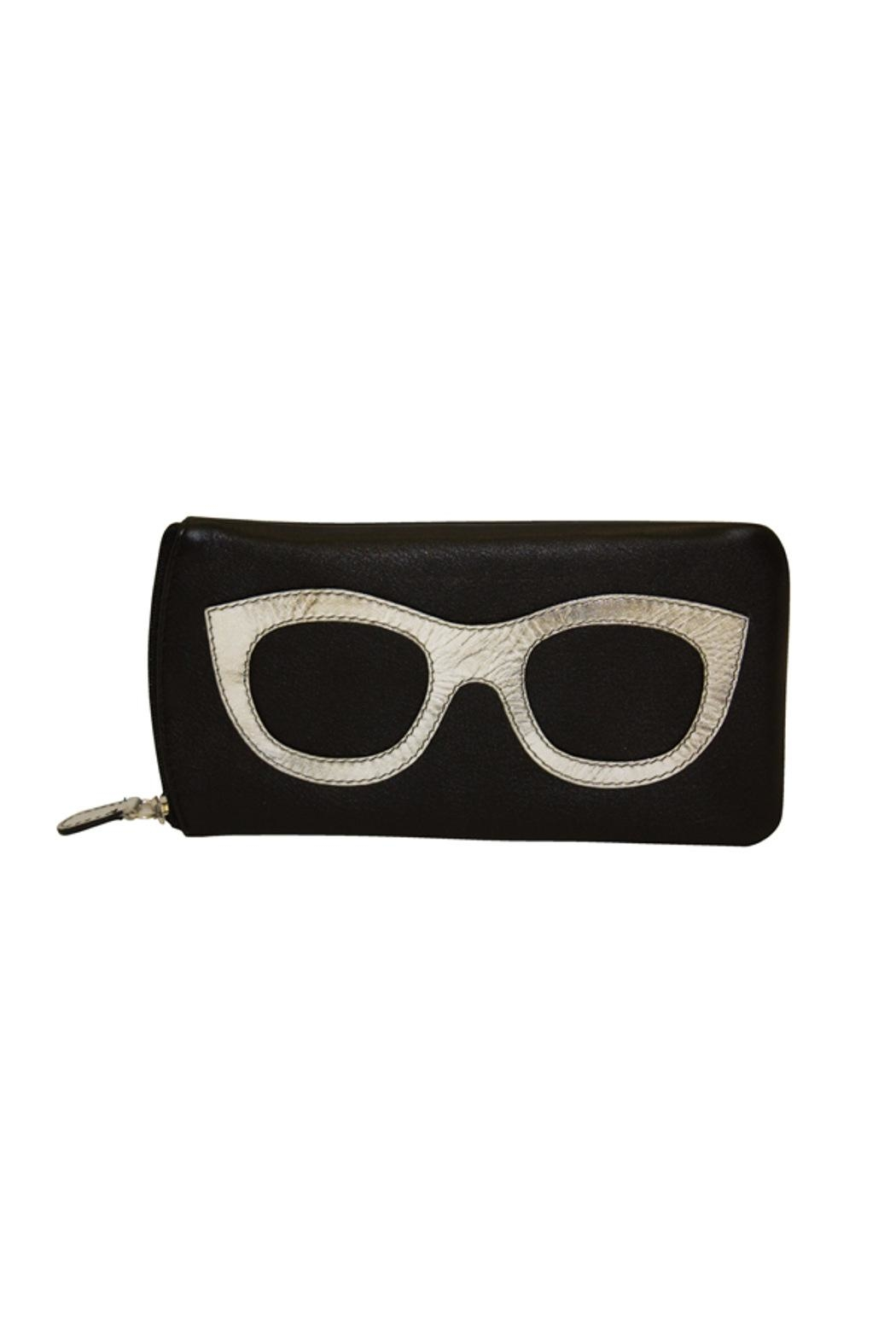 International Leather Industries Leather Eyeglass Case - Main Image