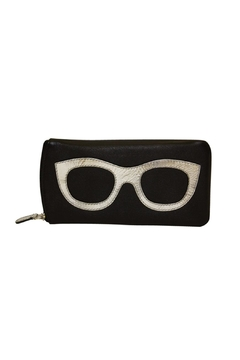 International Leather Industries Leather Eyeglass Case - Alternate List Image