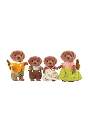 International Playthings Chocolate Lab Family - Product Mini Image