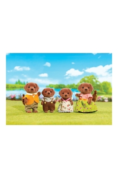 International Playthings Chocolate Lab Family - Alternate List Image