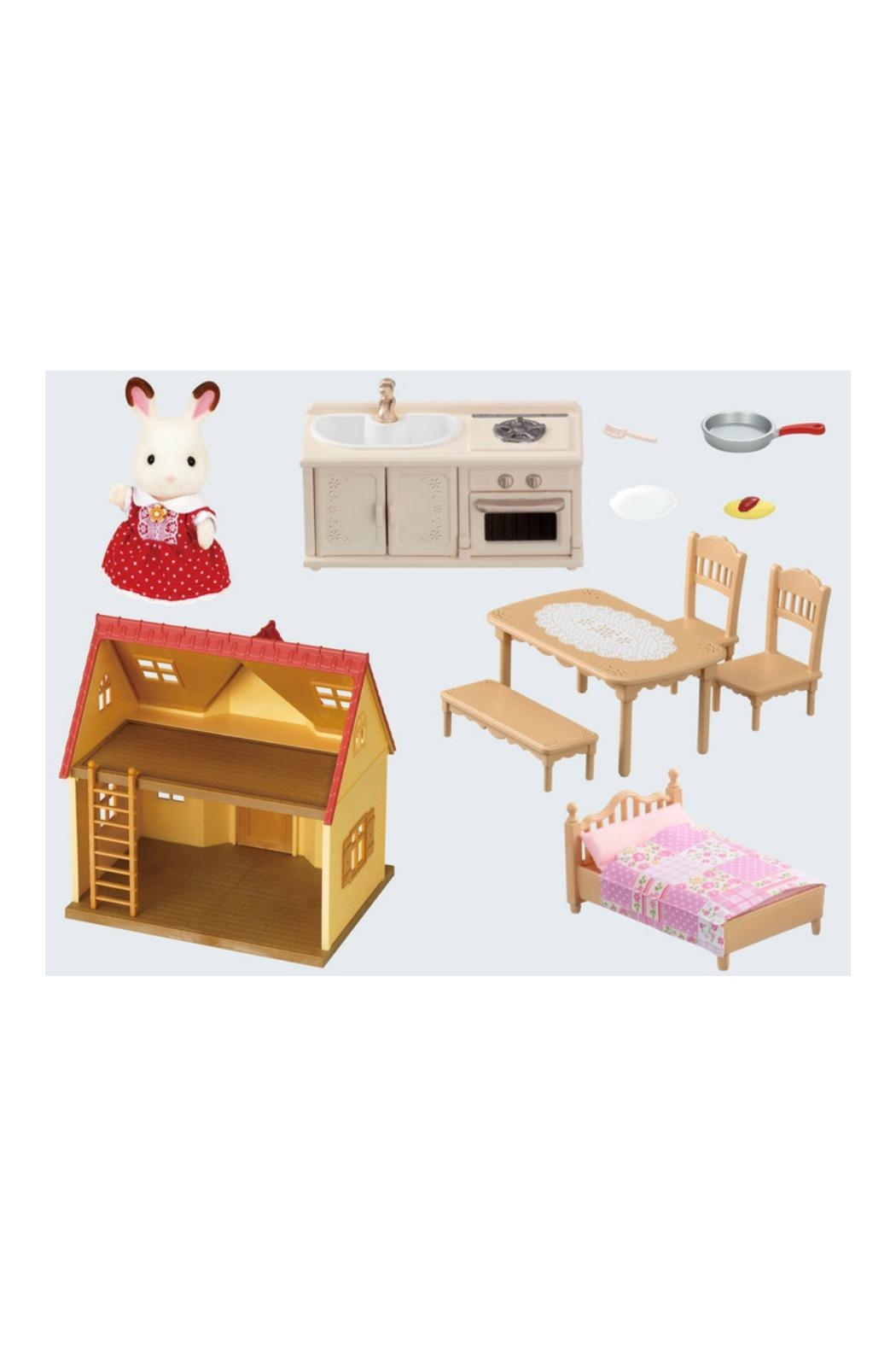 International Playthings Cottage Starter Home - Side Cropped Image