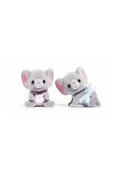 International Playthings Ellwoods Elephant Twins - Product List Image