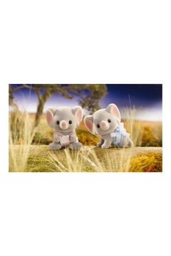 International Playthings Ellwoods Elephant Twins - Alternate List Image