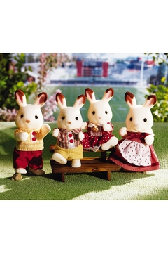 International Playthings Hopscotch Rabbit Family - Alternate List Image