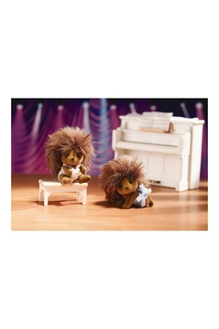 International Playthings Pickleweeds Hedgehog Twins - Alternate List Image