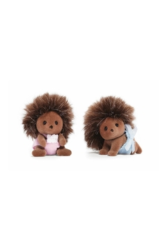 International Playthings Pickleweeds Hedgehog Twins - Product List Image