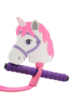 International Playthings Unicorn Pogo Jumper - Alternate List Image