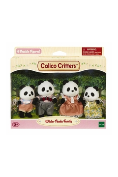 International Playthings Wilder Panda Family Toy - Alternate List Image