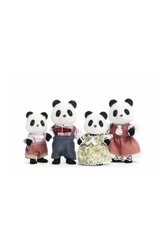 Shoptiques Product: Wilder Panda Family Toy